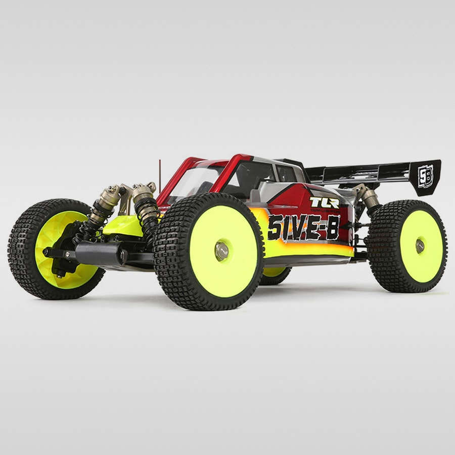 TLR 5IVE-B 1/5th Gas Buggy Kit