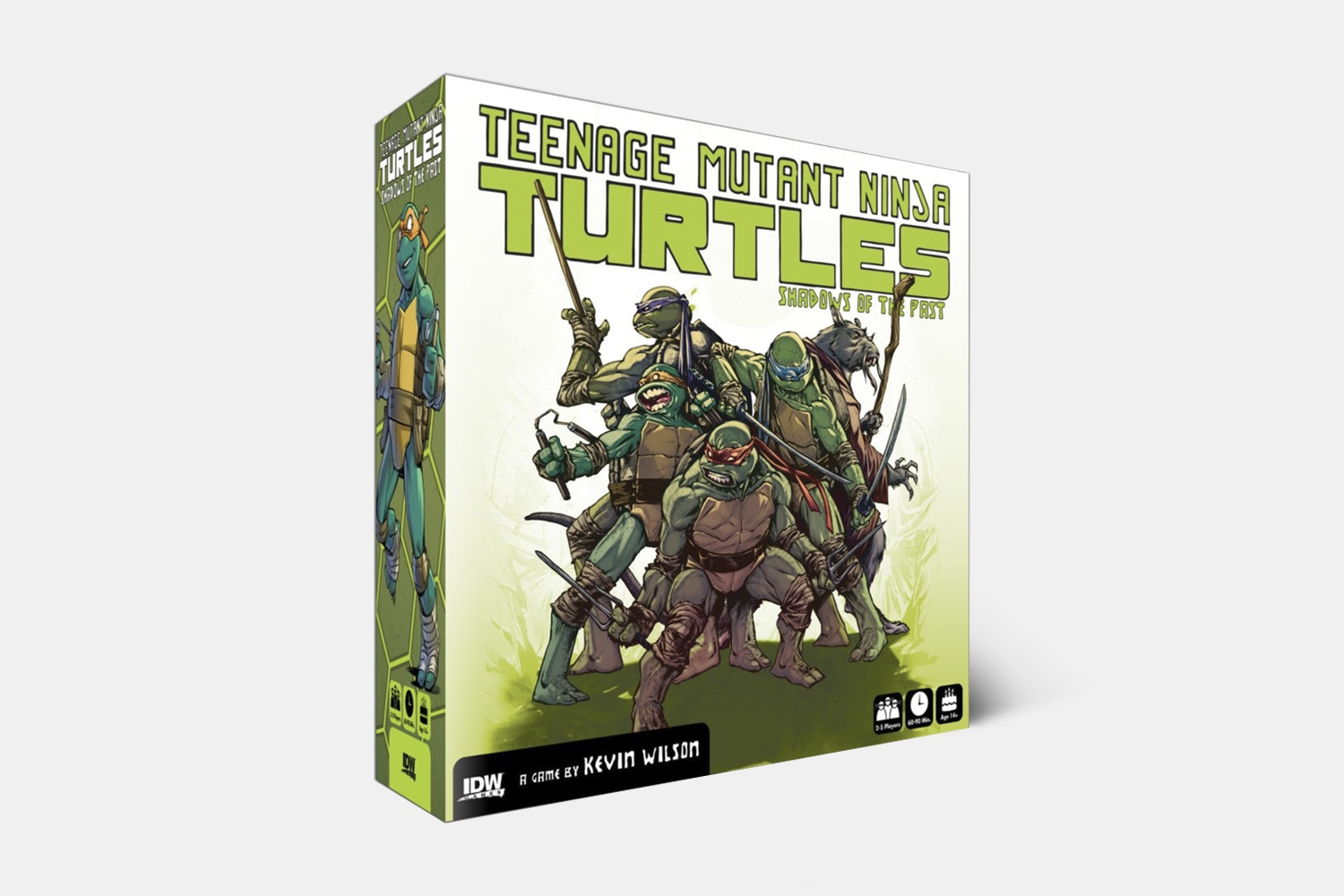TMNT: Shadows of the Past Bundle