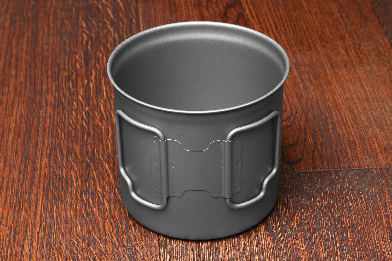 Toaks Titanium 1100ml Pot