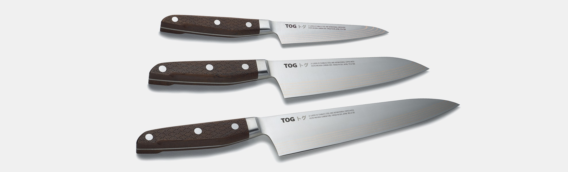 TOG Knives Culinary Knife Collection