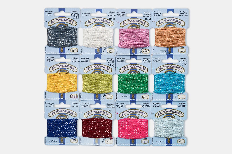 Tonkin Thread Sampler by Maison Sajou