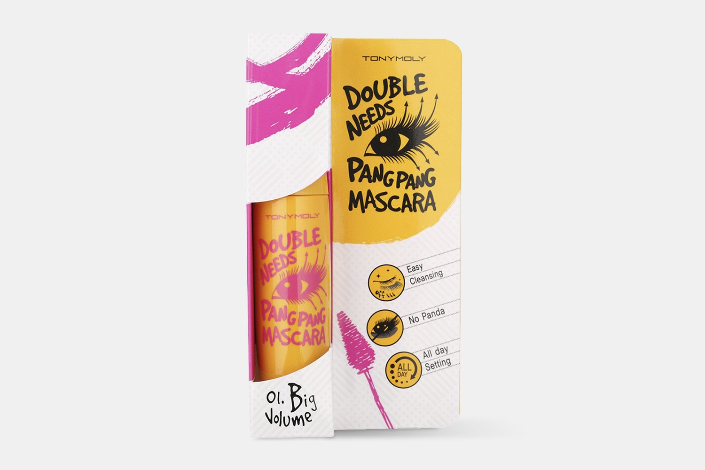 Tony Moly Double Needs PangPang Big Volume Mascara