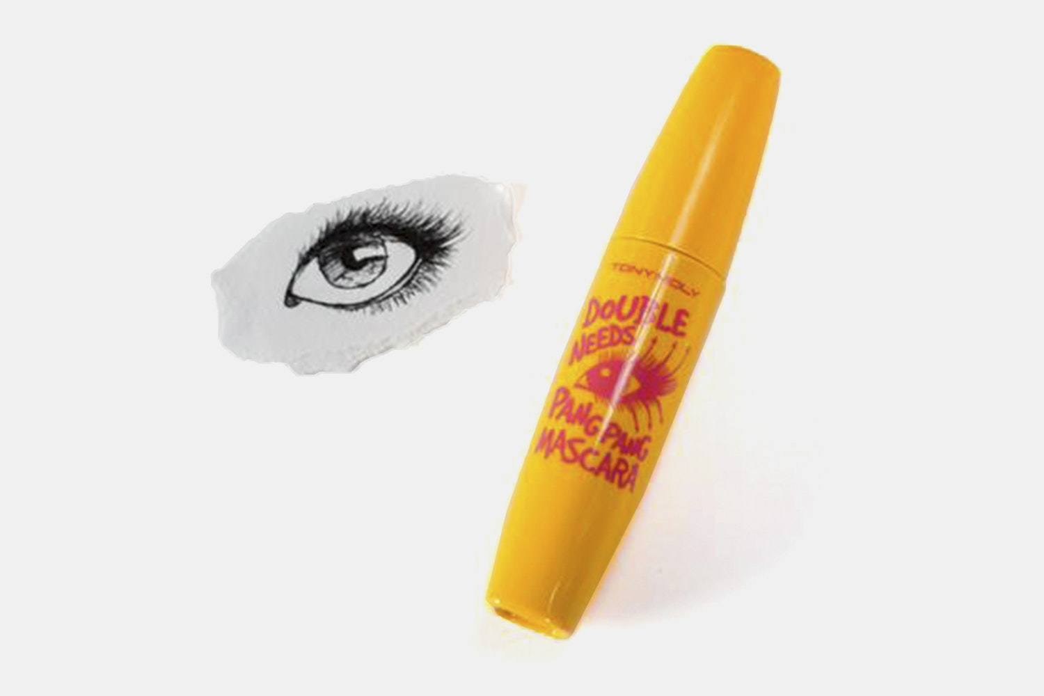 Tony Moly Double Needs PangPang Big Volume Mascara