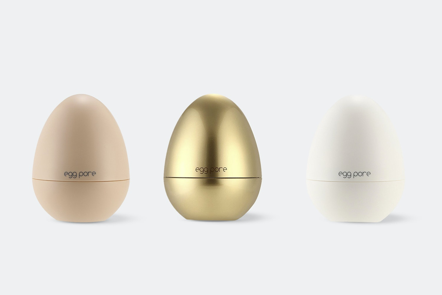Tony Moly Egg Pore Bundle