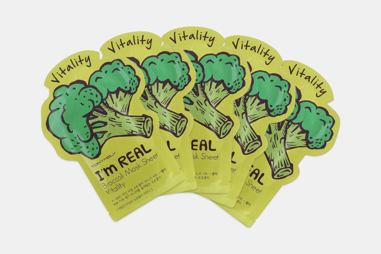 "Tony Moly ""I'm Real"" Masks (5 or 11 Sheets)"