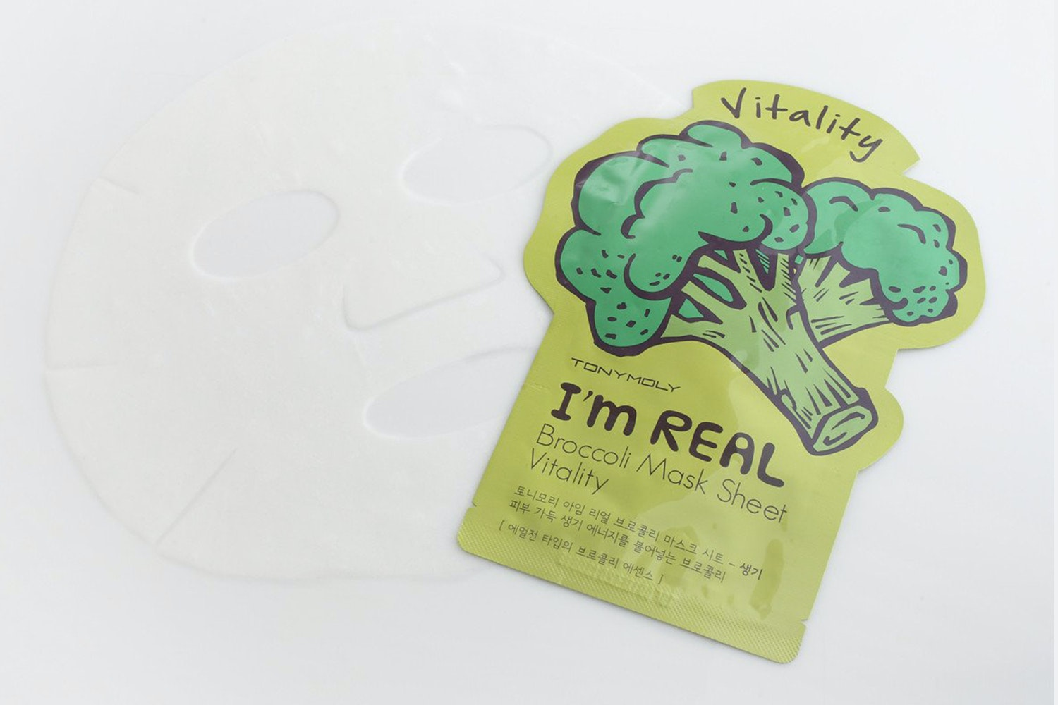 "Tony Moly ""I'm Real"" Masks (5 or 11 Sheets)"