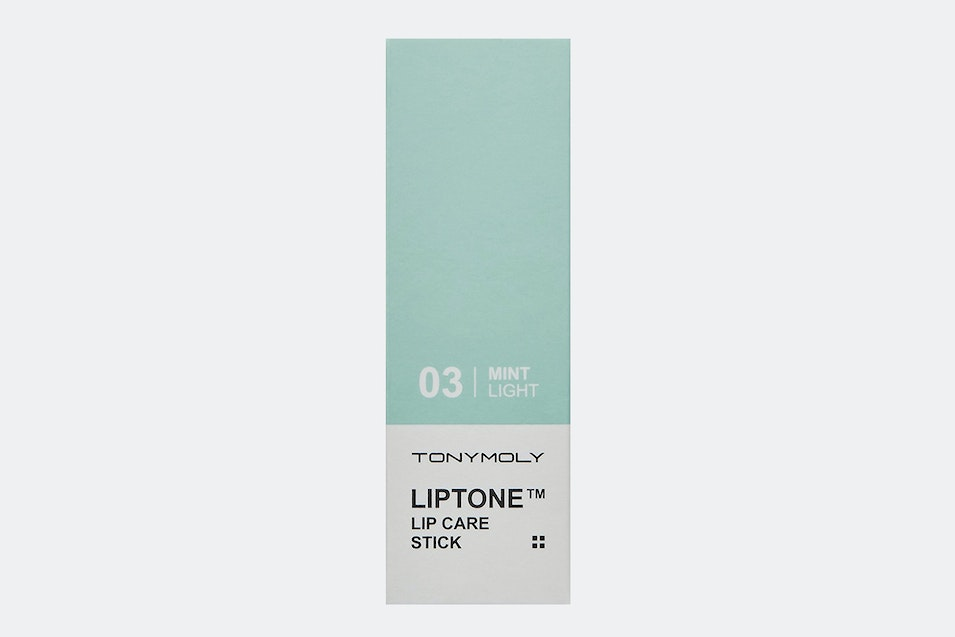 Image result for TONYMOLY Liptone Lip Care Stick (03 Mint)
