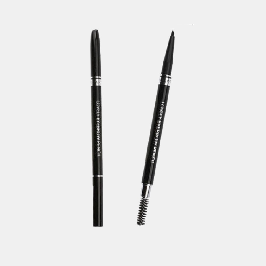 Tony Moly Lovely Eyebrow Pencils (2-Pack)