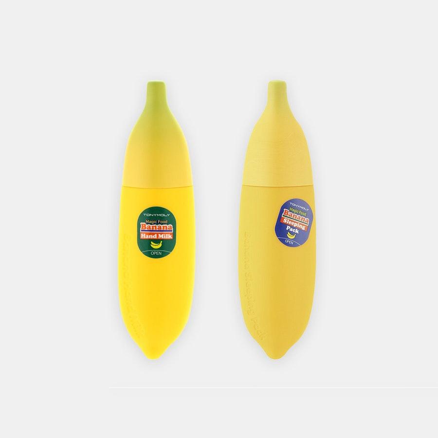 Tony Moly Magic Food Banana Set