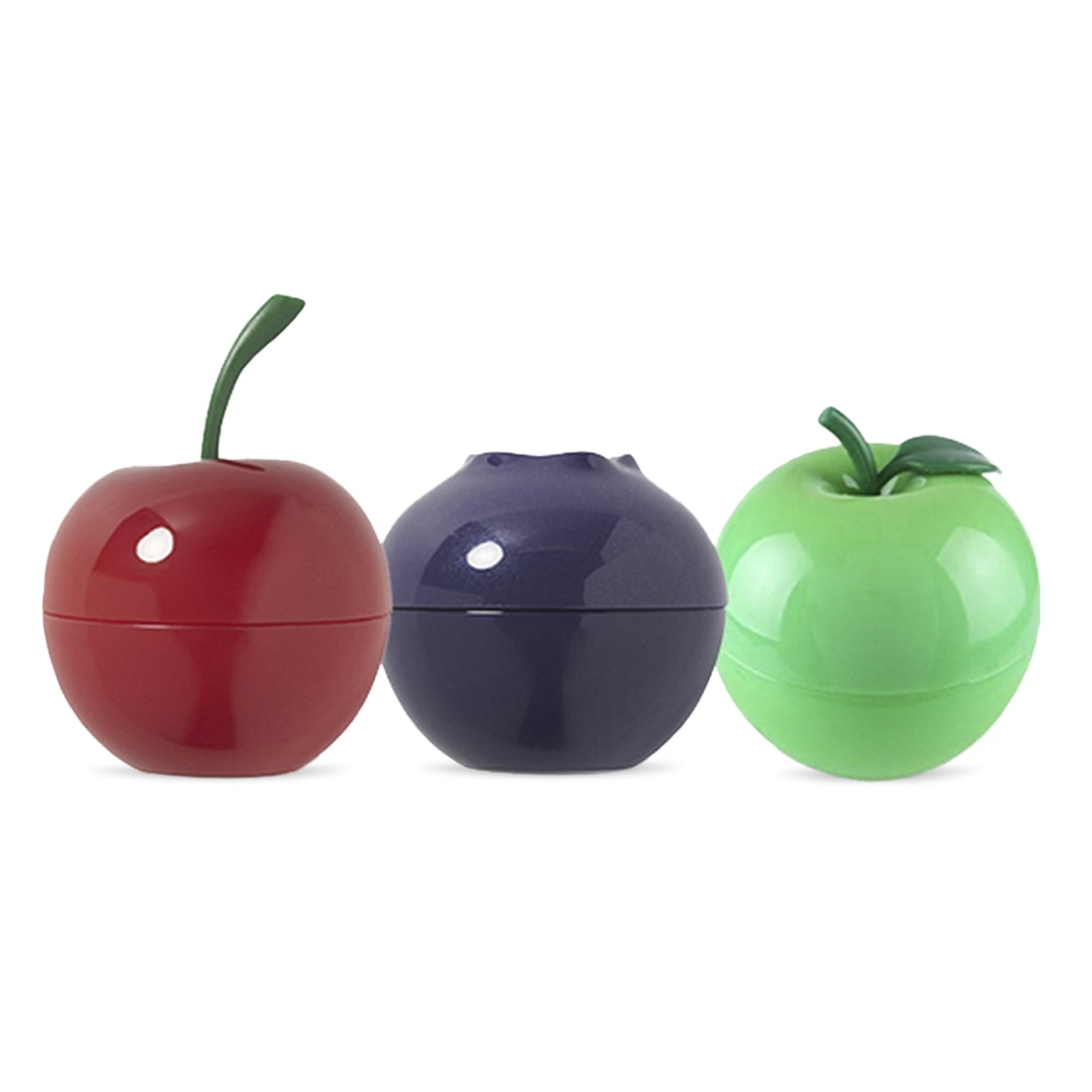 Tony Moly Mini Fruit Lip Balms (3-Pack)