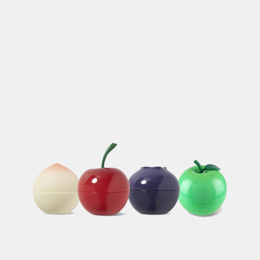 Tony Moly Mini Fruit Lip Balms (4-Pack)