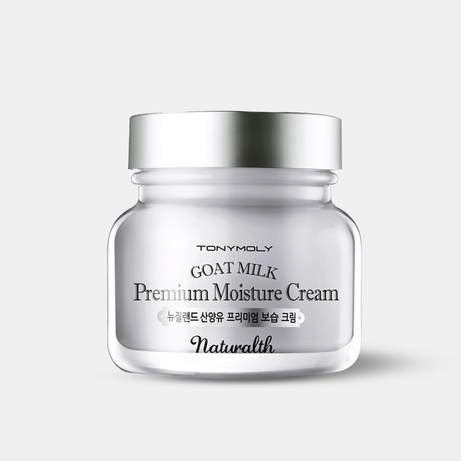Tony Moly Naturalth Goat Milk Premium Cream