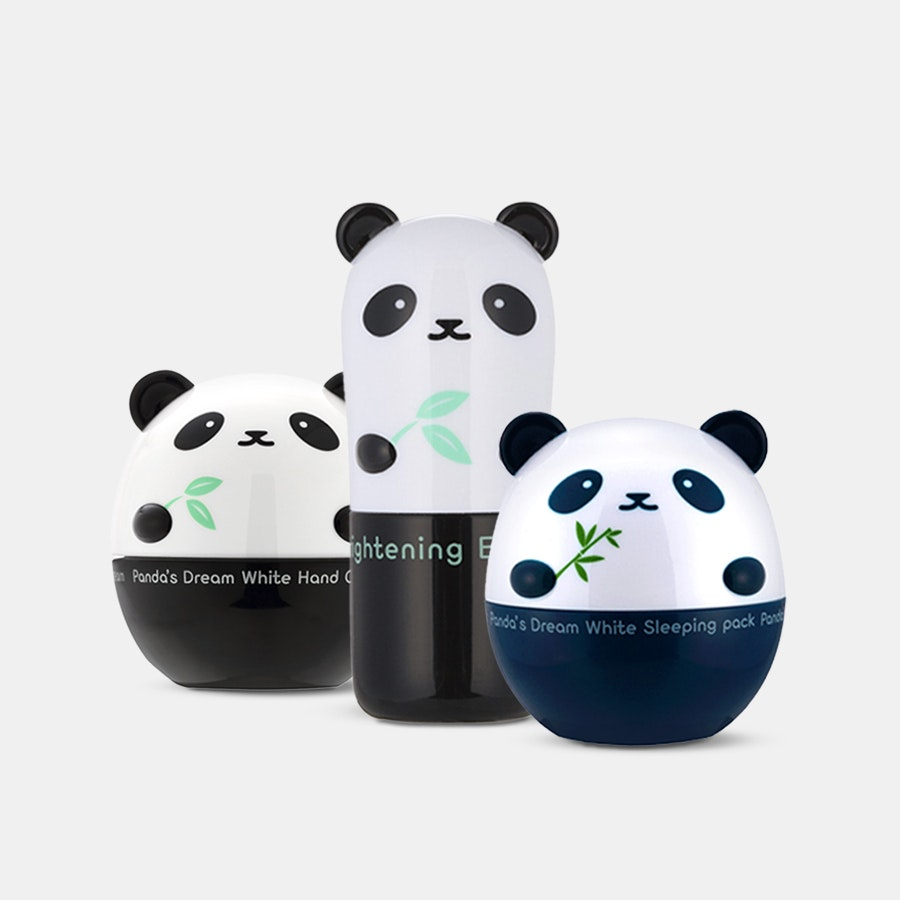 Tony Moly Panda's Dream Brightening Bundle