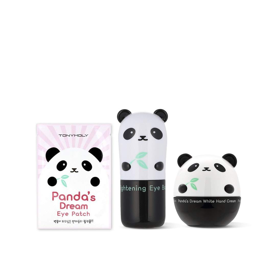 Tony Moly Panda's Dream Bright Eyes & Hands Set