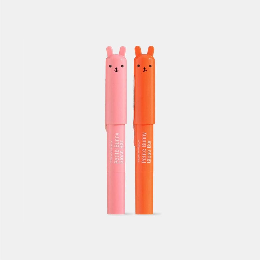 Tony Moly Petite Bunny Gloss Bars (2-Pack)