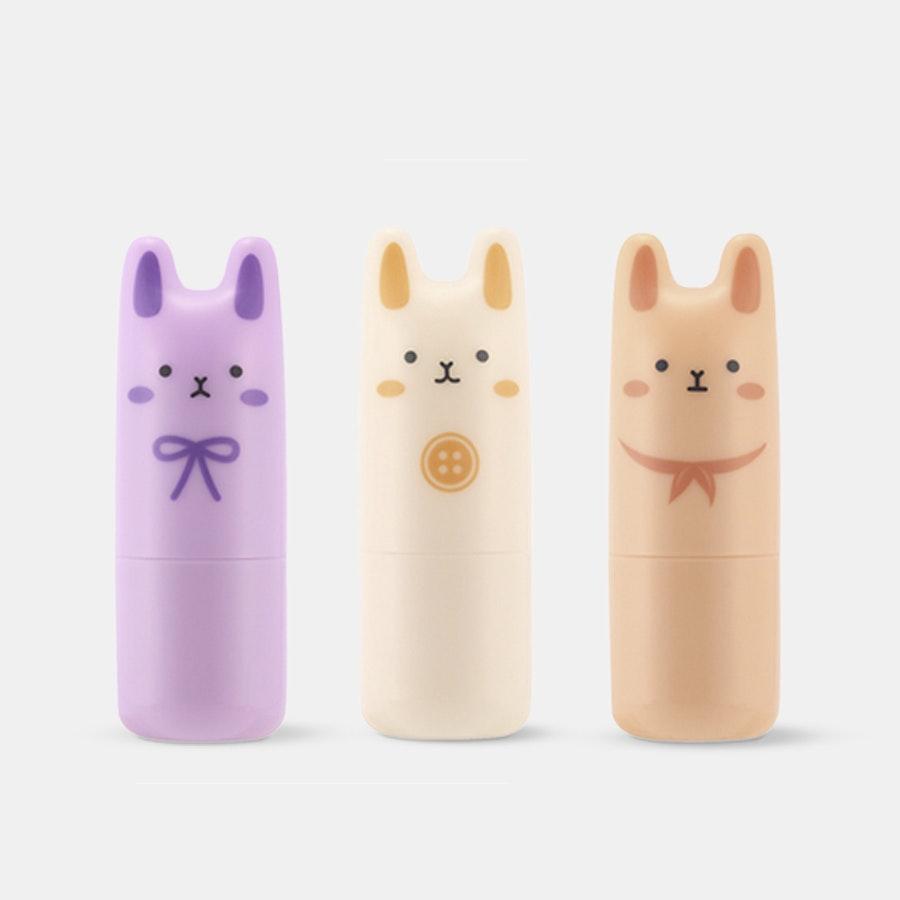 Tony Moly Pocket Bunny Perfume Bars (3-Pack)