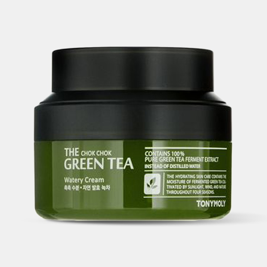 Tony Moly The Chok Chok Green Tea Watery Cream
