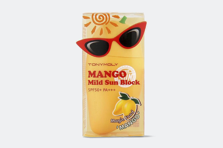 Tony Moly Mango Mild SPF 50+ PA+++ Sunblock
