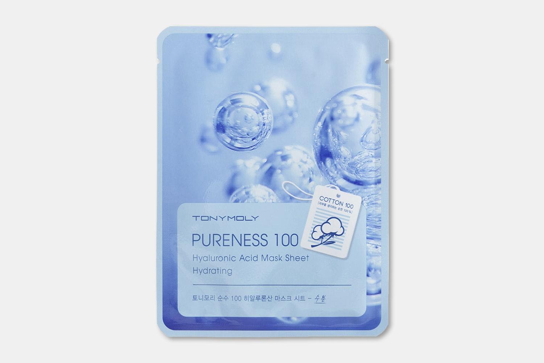 Pureness 100 hyaluronic acid mask