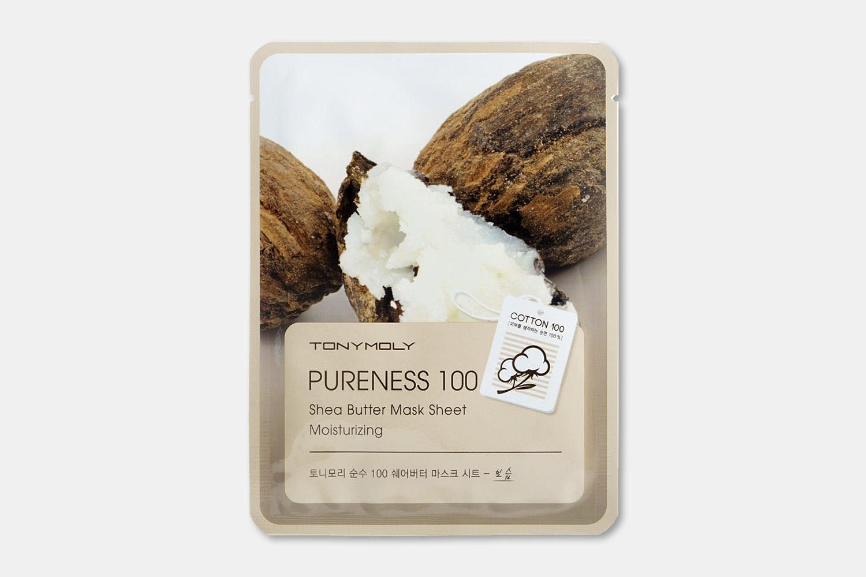 Pureness 100 shea butter mask