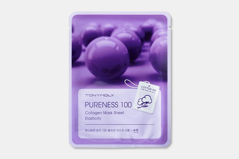 Pureness 100 marine collagen mask