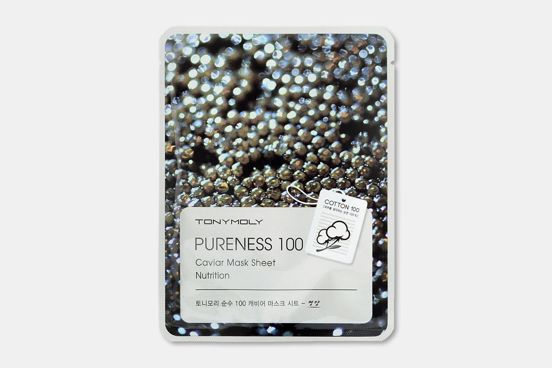 Pureness 100 caviar mask