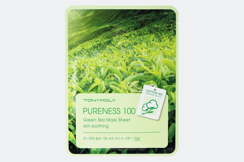 Pureness 100 Grean Tea Mask