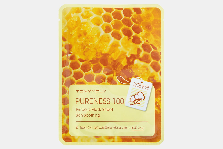Pureness 100 propolis mask