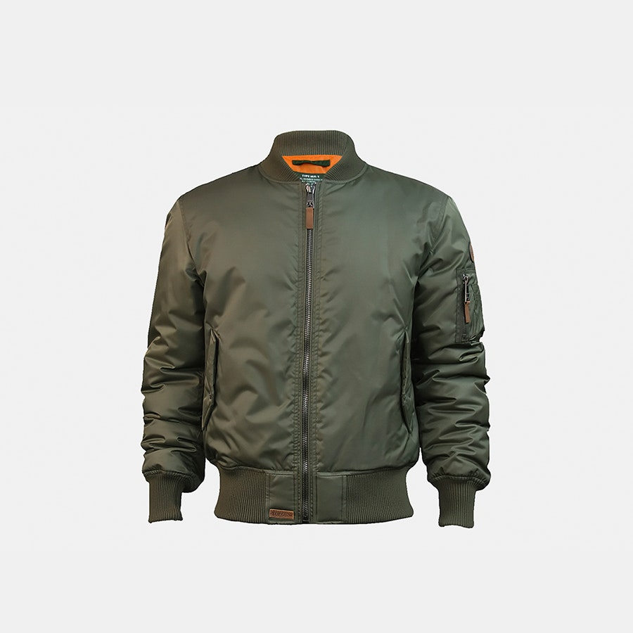Top Gun MA-1 Nylon Bomber Jackets