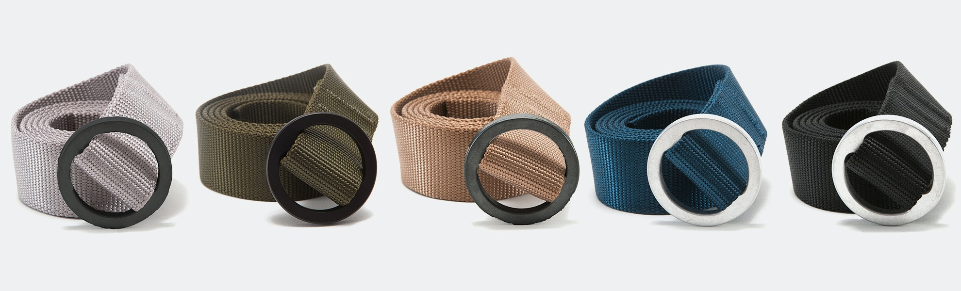 Topo Designs Web Belts