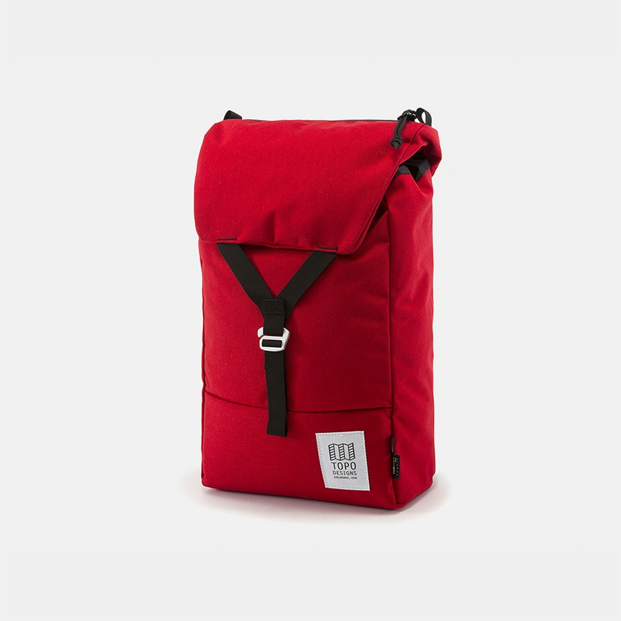 Topo Designs Y-Pack Backpacks