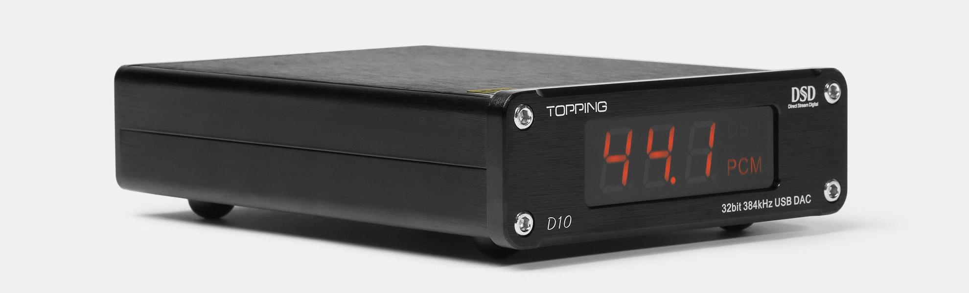 Topping D10 DAC