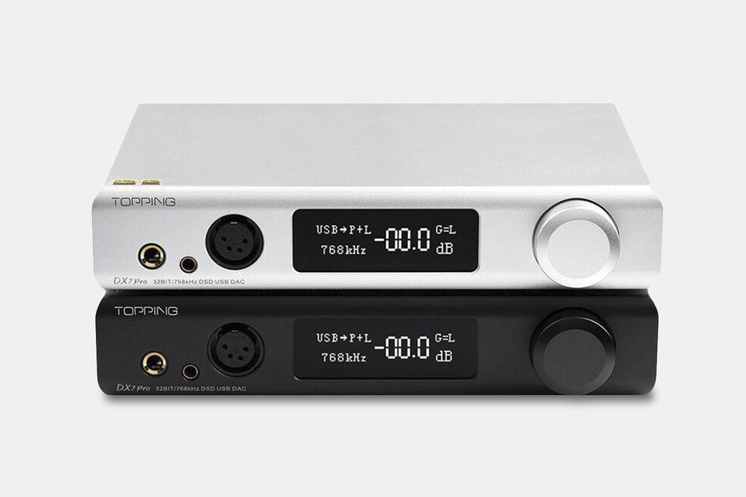 Topping DX7 Pro DAC/Amp