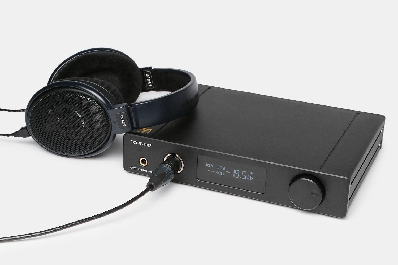 Topping DX7 Balanced DAC/Amp