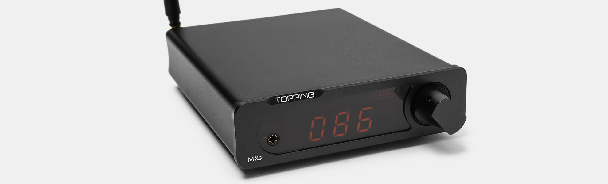 Topping MX3 Power/Headphone Amp w/ Bluetooth