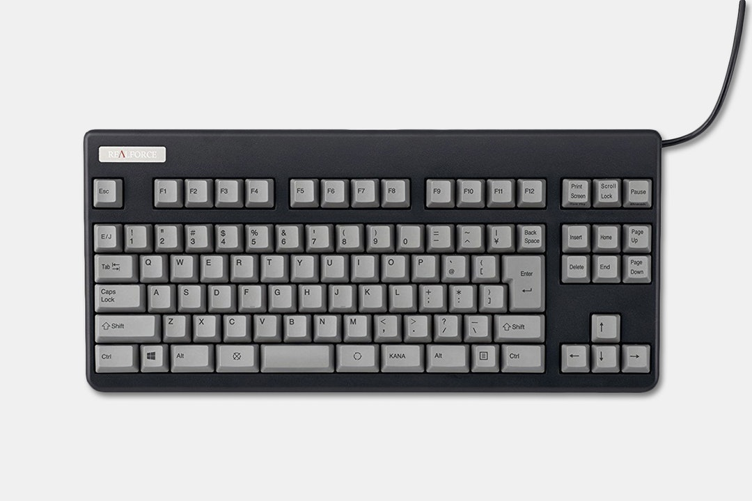 Topre Keyboards & Keycaps
