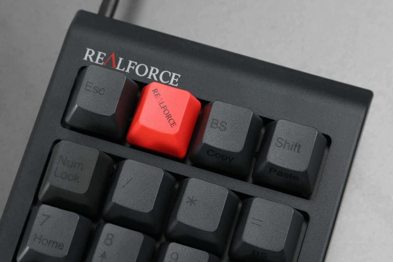 Topre Realforce Numpad Bundle