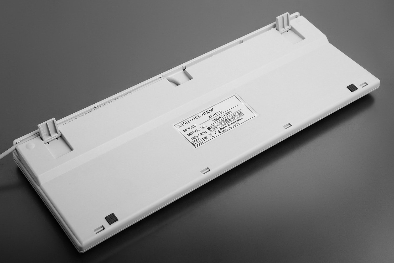 Topre Realforce 104U Keyboard with PBT Spacebars