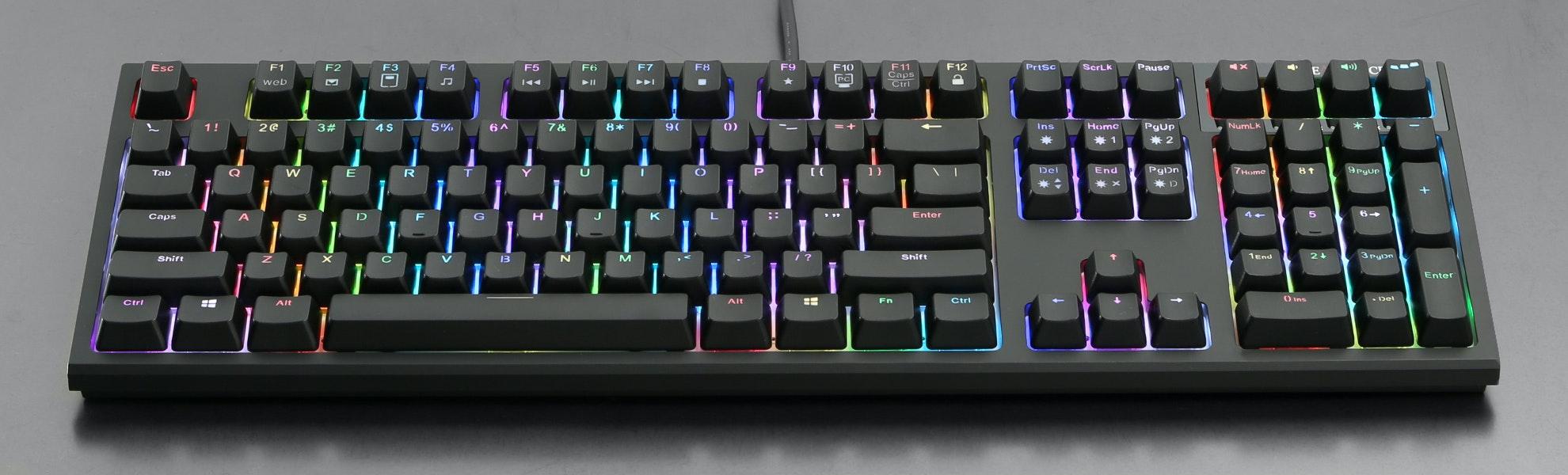 Topre Realforce RGB Mechanical Keyboard