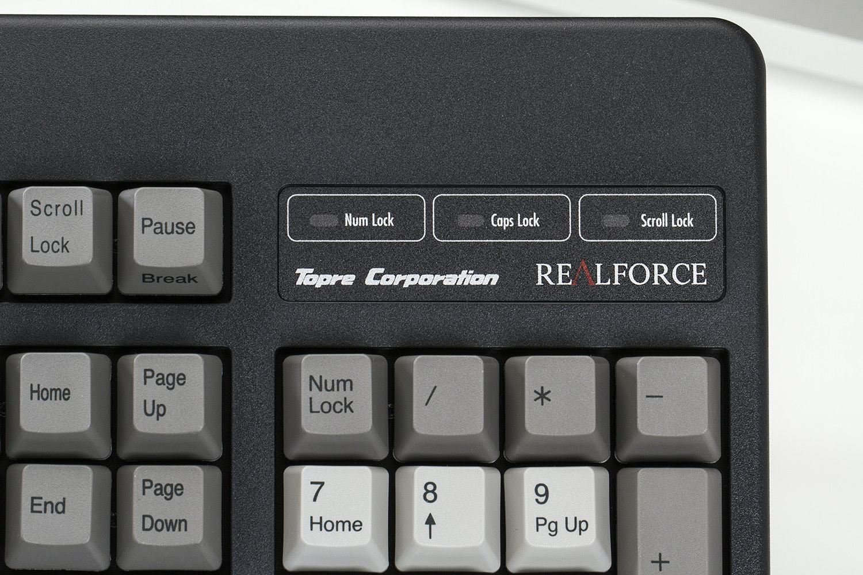 Realforce Topre 104UB-DK