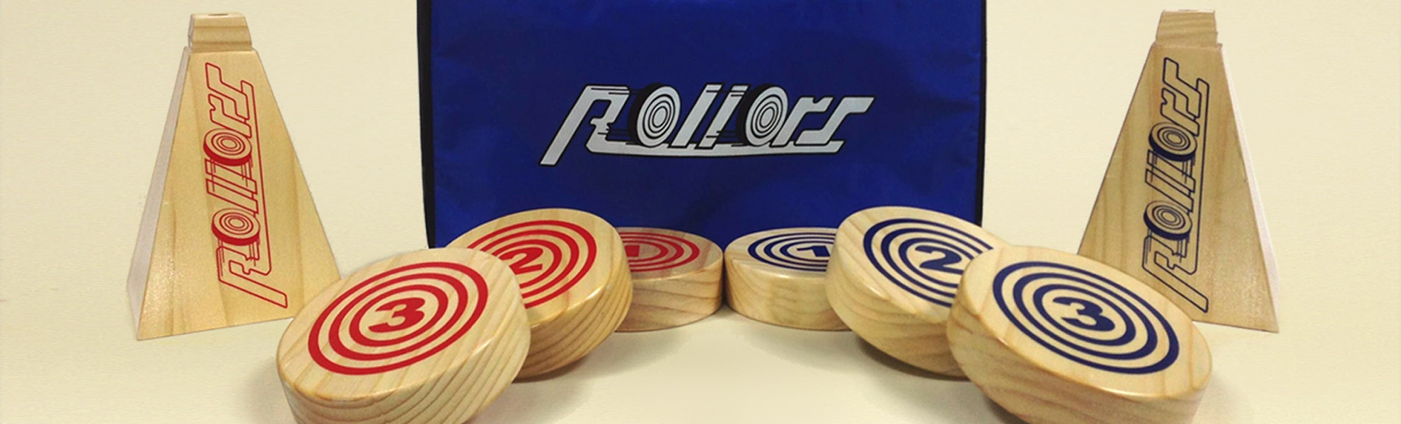 Tosso Outdoor Rollors Game