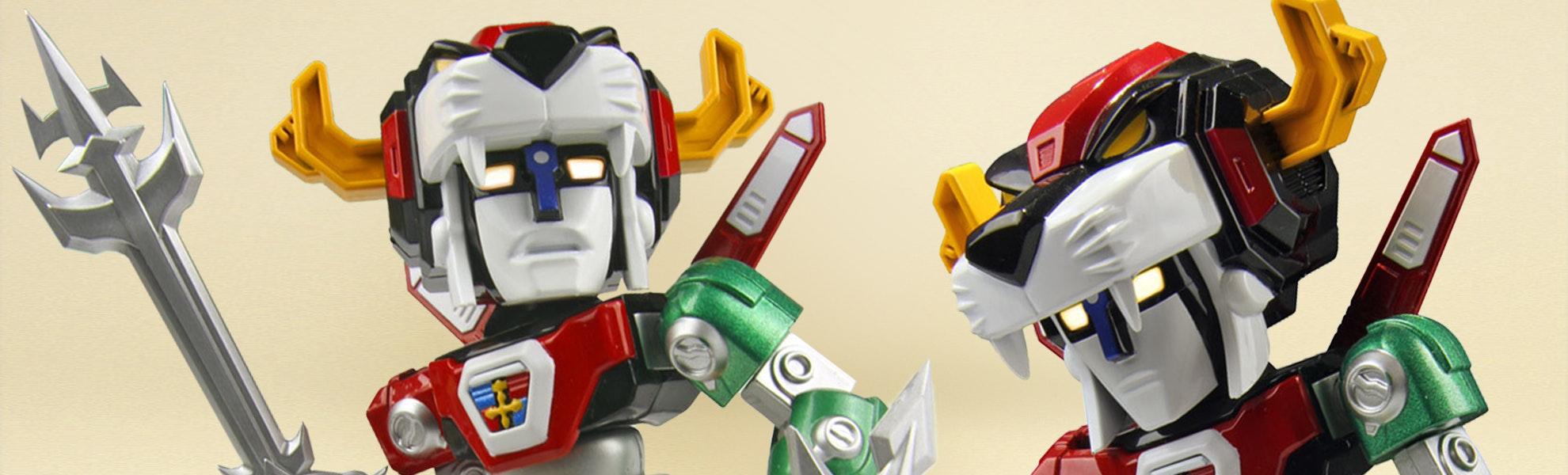 Toynami Voltron Super Poseable Action Figure