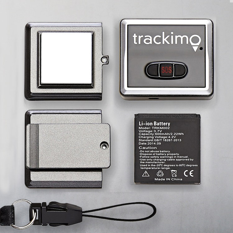 Trackimo GPS-GSM Tracking Device