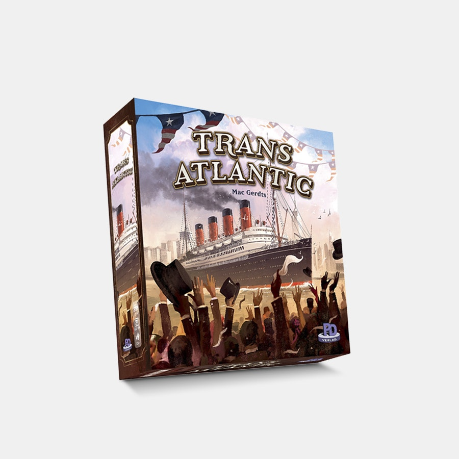 Transatlantic Board Game