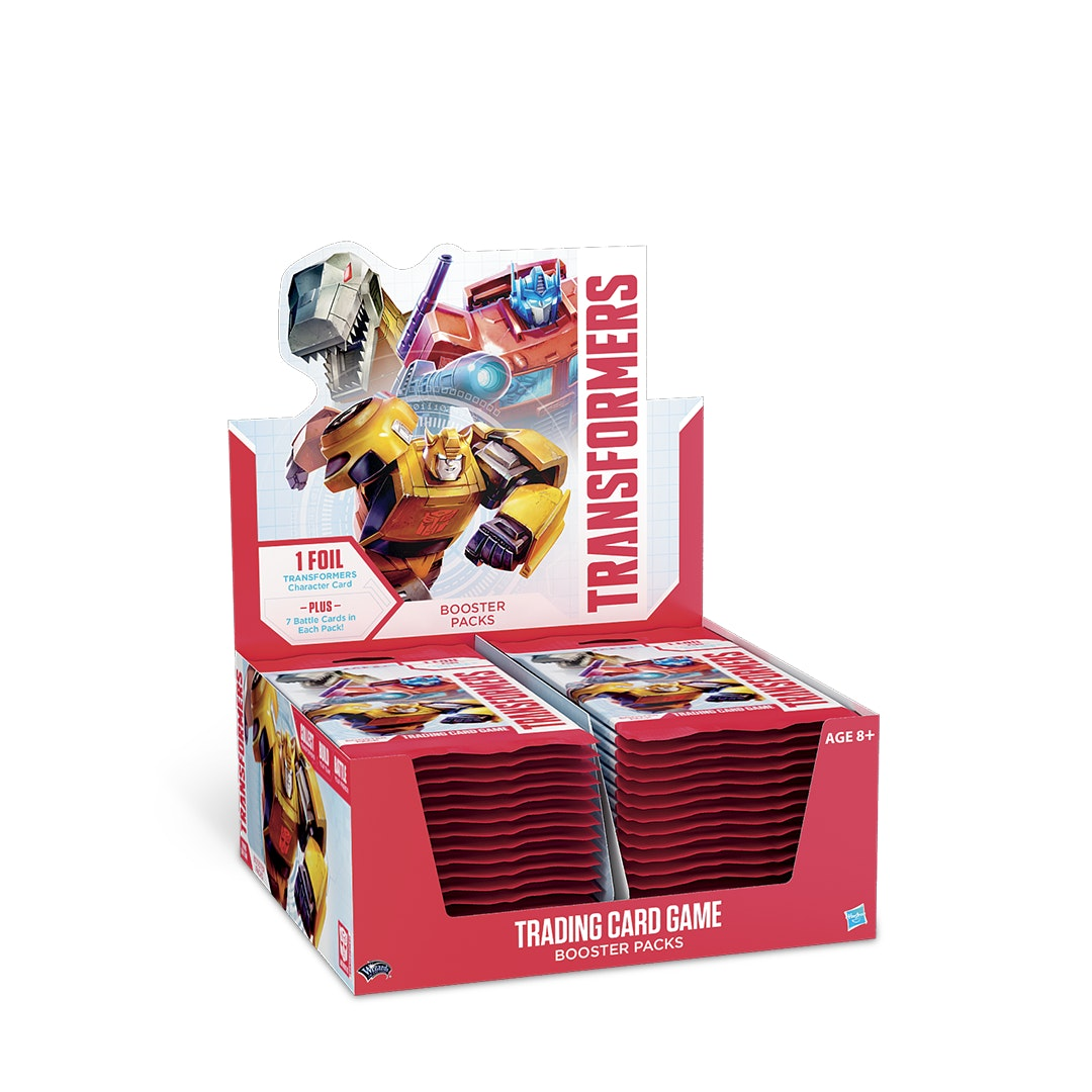 Transformers TCG Booster Box