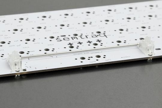 Transparent + Black Stabilizers Pack