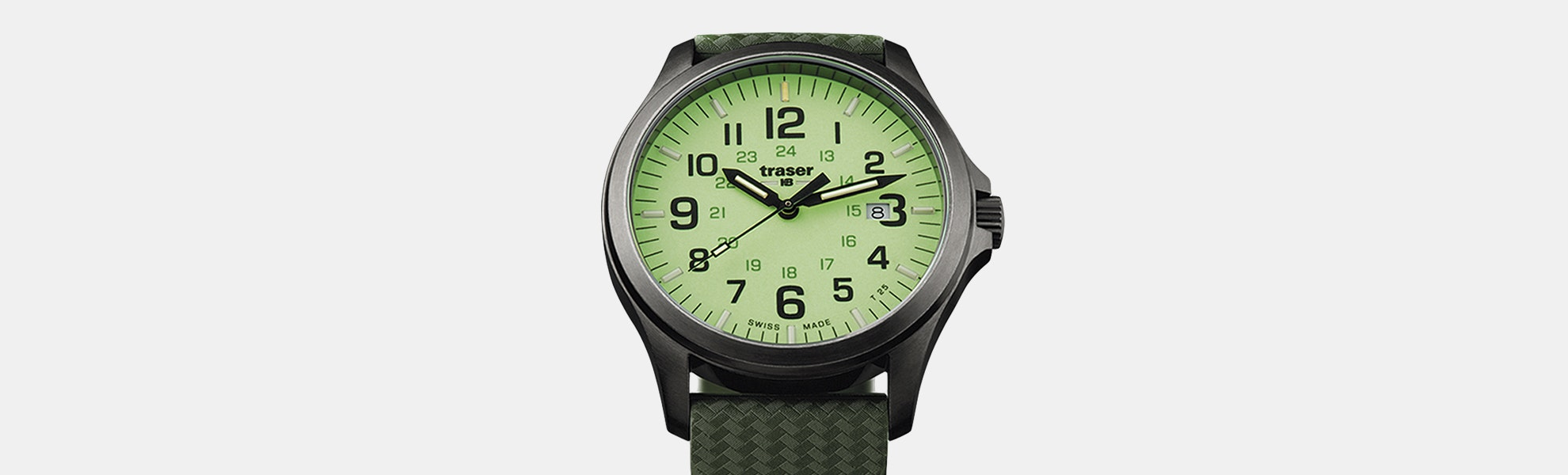 Traser Officer Pro Quartz Watch