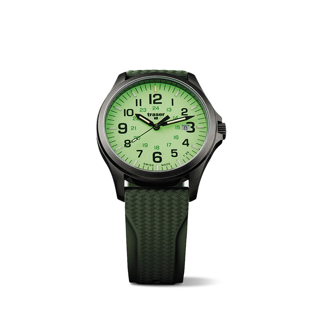 Traser Officer Pro Quartz Watch