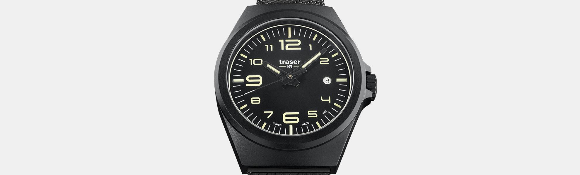 Traser P59 Essential Quartz Watch