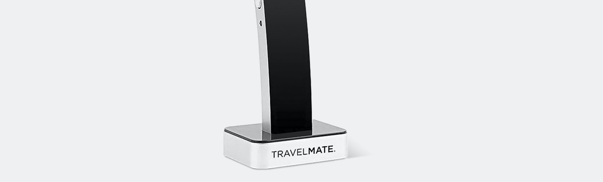 TravelMate Hair Clipper Kit w/ Black Matte Finish